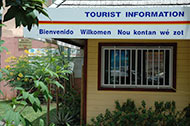 Welcome Tourist Information in Fort de France